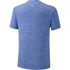 Mizuno Core Graphic T-paita Miehet, dazzling blue
